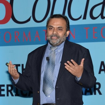 A special presentation by Dr. Satyam Priyadarshy, Chief Data Scientist, Halliburton.
